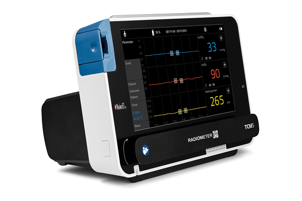 TCM5 FLEX monitor - Monitor vital signs of sensitive patients with reliable, smart and intuitive technology